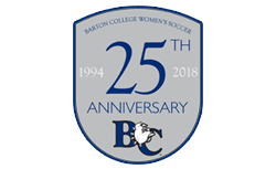 Barton Women's Soccer 25 Years