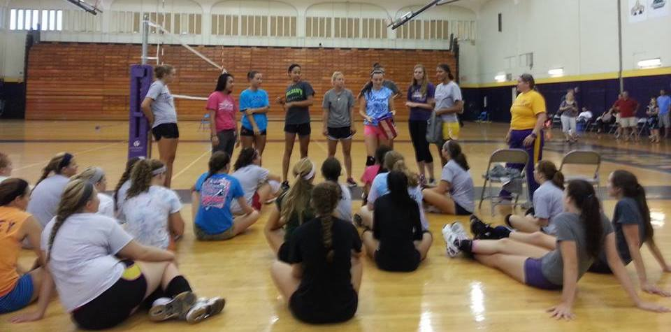 Big Dawg Volleyball Camps - powered by Oasys Sports