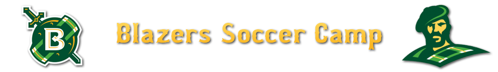 Blazers Soccer Camps