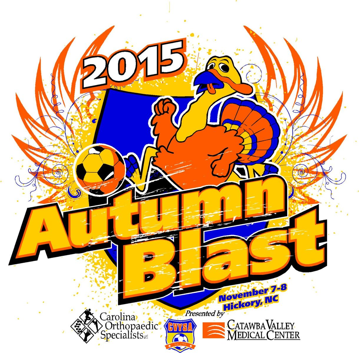 2015 CVYSA Autumn Blast Soccer Tournament