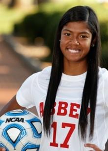 Soccer (W): Larissa Bonilla