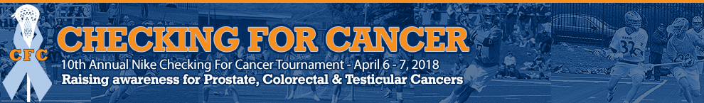 Lacrosse Tournament Checking for Cancer Fund Raiser April 13 at The Haverford School