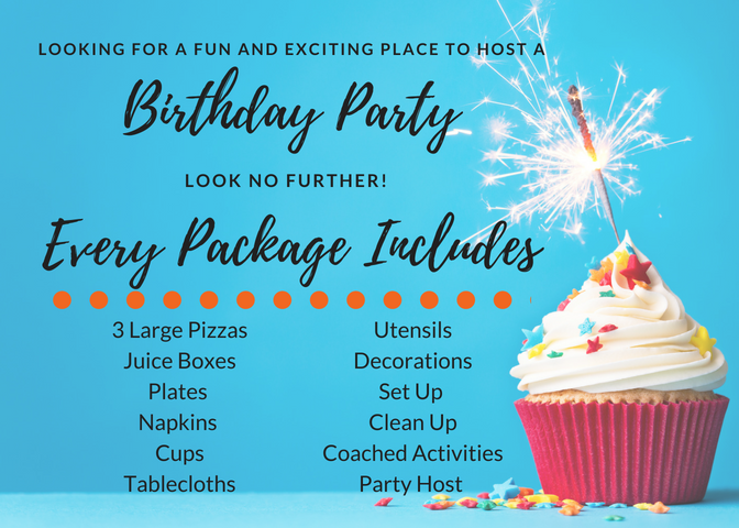 Ignite Kids Club Birthday Parties Offer Parents The Ideal Solution IKC Are Great For Ages 2 To 16 We Make Sure Our And