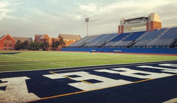 JCU Football Camps - powered by Oasys Sports
