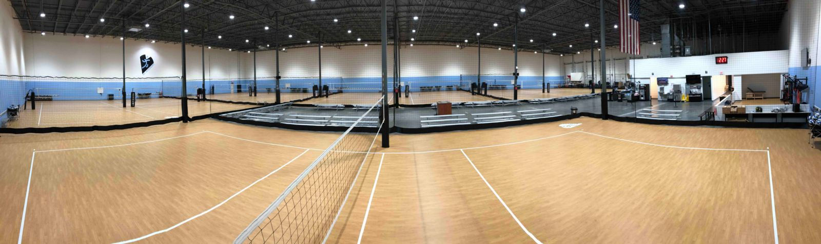 NC Volleyball Academy - powered by Oasys Sports