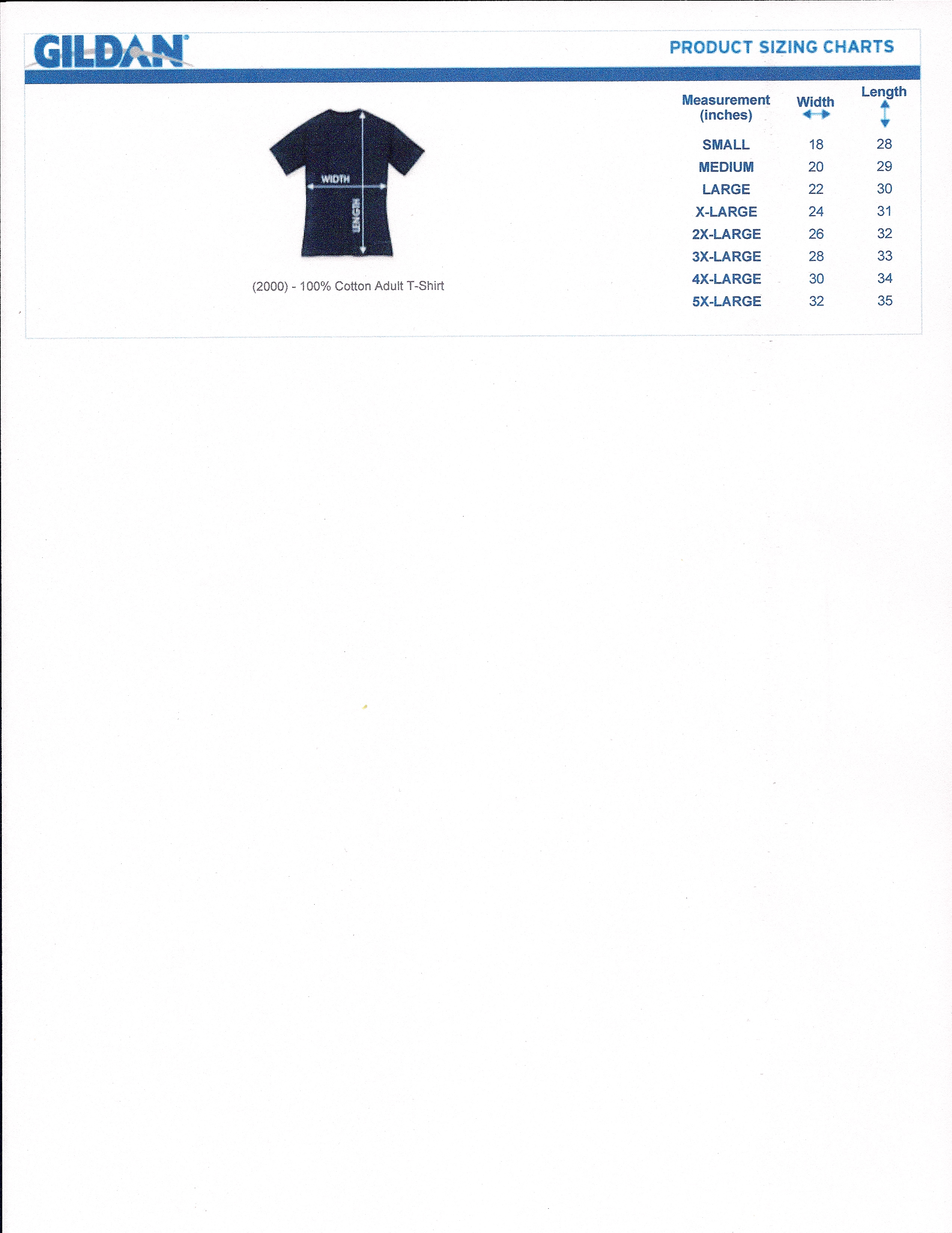 Zzzzzz romeoville rampage women 39 s ice hockey club for Gildan brand t shirt size chart