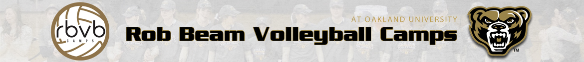 Rob Beam Volleyball Camps