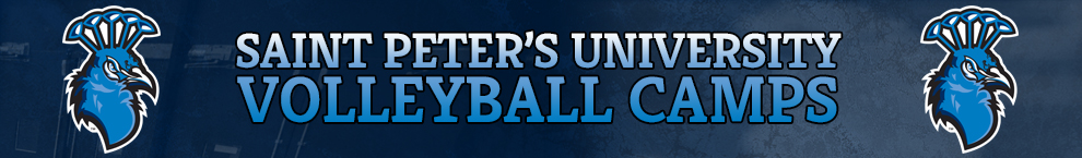 Saint Peter's University Volleyball Camps