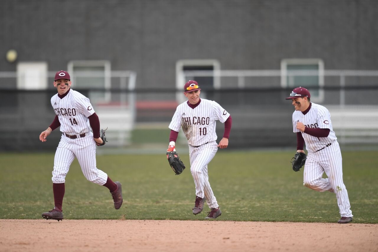University of Chicago Baseball - powered by Oasys Sports