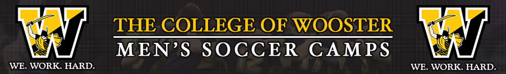 Wooster Men's Soccer Camps