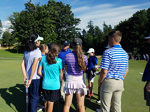 GHC Elite Golf Camps - powered by Oasys Sports