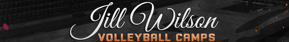 Jill Wilson Volleyball Camp