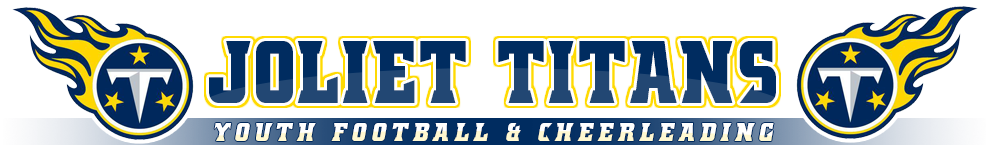 Joliet Titans Youth Football and Cheerleading